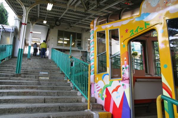 生駒山上駅111113