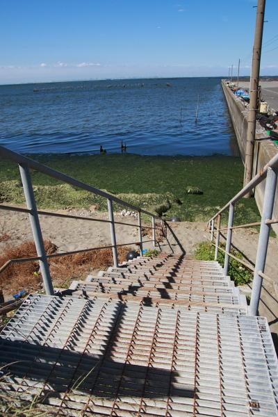 海の階段111007