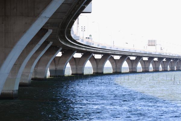 橋脚ライン111009