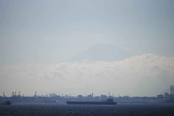 富士山111019