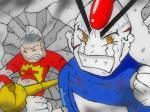 タイトルはJAM Project「SKILL」より。「第2次スーパーロボット大戦α」主題歌。