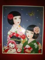 金田アツコ展2