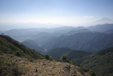 三ノ塔からの眺め