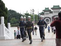 H21.8.台湾 衛兵