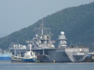 第七艦隊旗艦