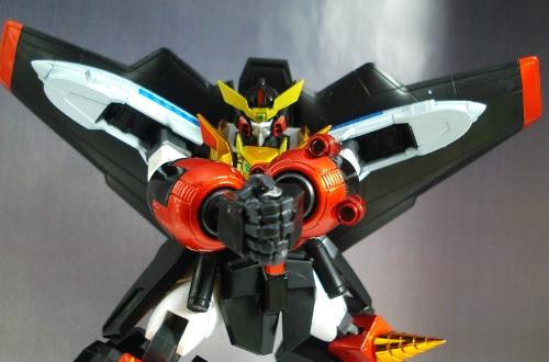 スーパーロボット超合金ガオガイガー