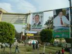 カイロの選挙ポスター