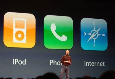 iPhone 3 elements