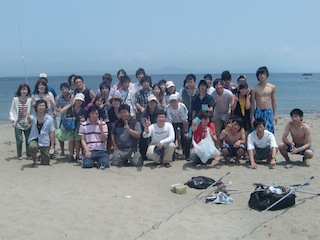 2010投げ教室