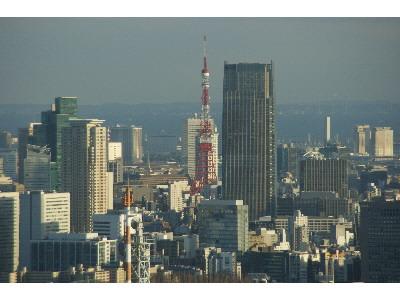 090110都庁展望台2