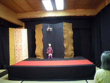 江戸糸あやつり人形