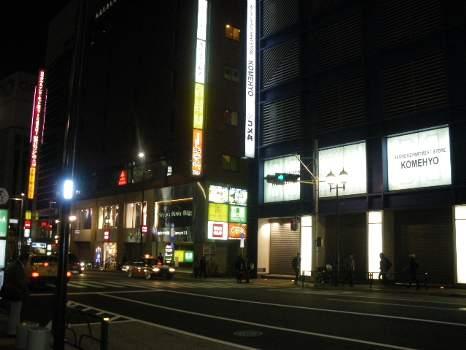 新宿旧ATG前