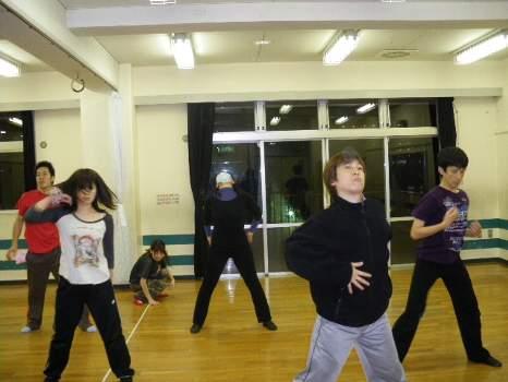 踊り稽古G