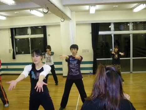 踊り稽古C