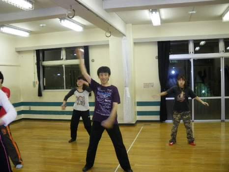 踊り稽古E