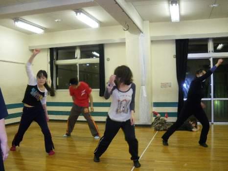踊り稽古D