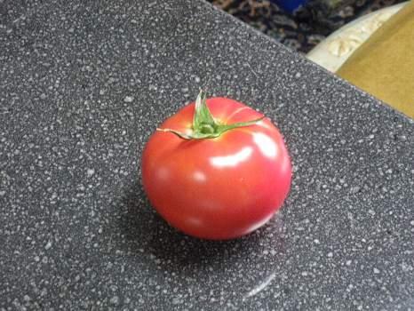 むかしのトマト