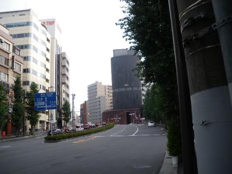 お盆の東京飯倉
