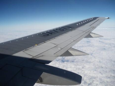 雲海を行くスカイネット