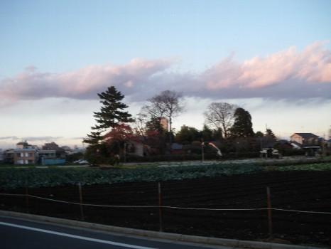 クリスマスの雲大泉