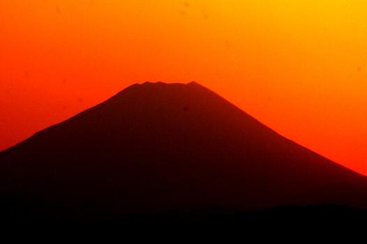 2011年1月9日富士400ミリ