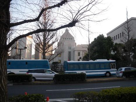 国会議事堂の横顔