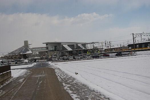 JR吉野ケ里の駅