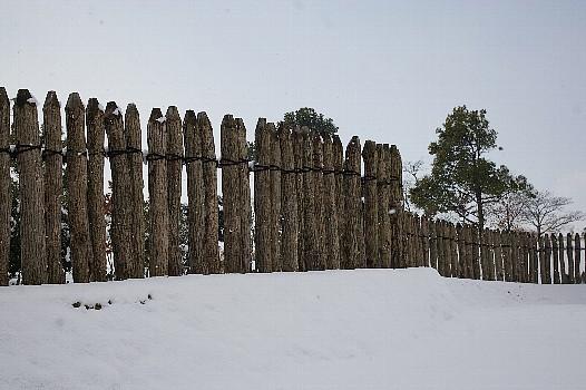 吉野ヶ里弥生の柵