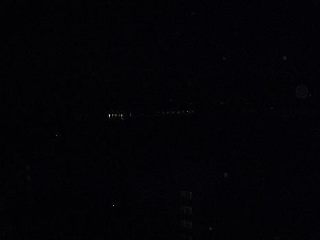 停電の東京