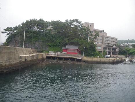 壱岐、郷の浦港