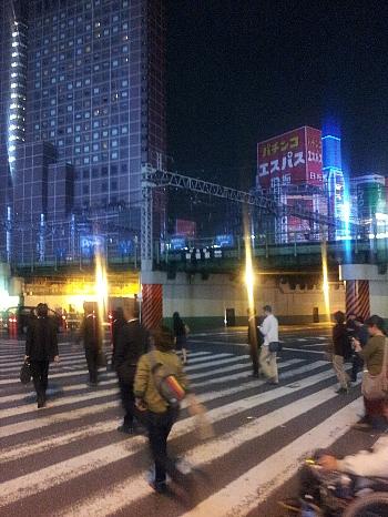 新宿西口大ガード