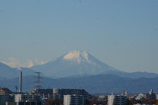 冬富士11月末1