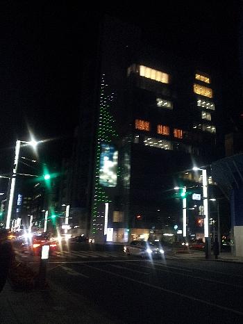 現在の京橋交差点