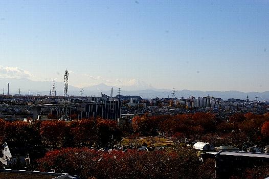 片雲の富士