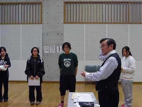 I諫早図書館演劇講座