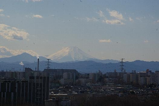 冬富士風景1