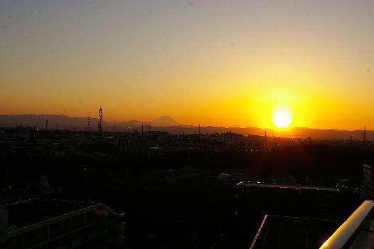 富士夕景2.12B