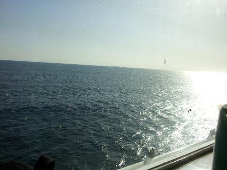 壱岐から唐津への海350