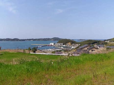 壱岐勝本の海