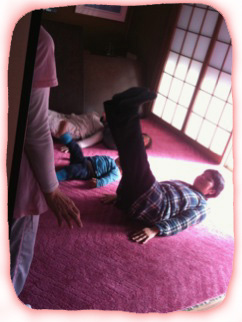 2011.1.20.ココカゲン チベット体操