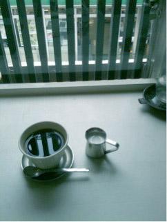 I百千鳥 コーヒーMG_6735