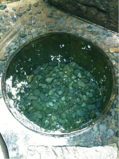 2011.7.8.清正井 の湧き水upIMG_ のコピー