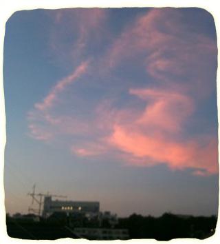 2011.8.29.夕焼け空IMG_1786