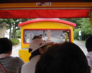 葛西臨海公園の汽車