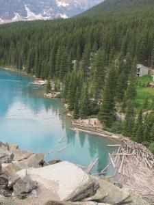 Moraine Lake 3 Aug 1 2010