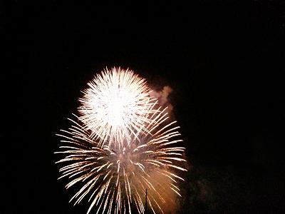 多摩川花火