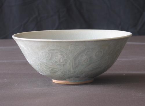青磁茶碗5