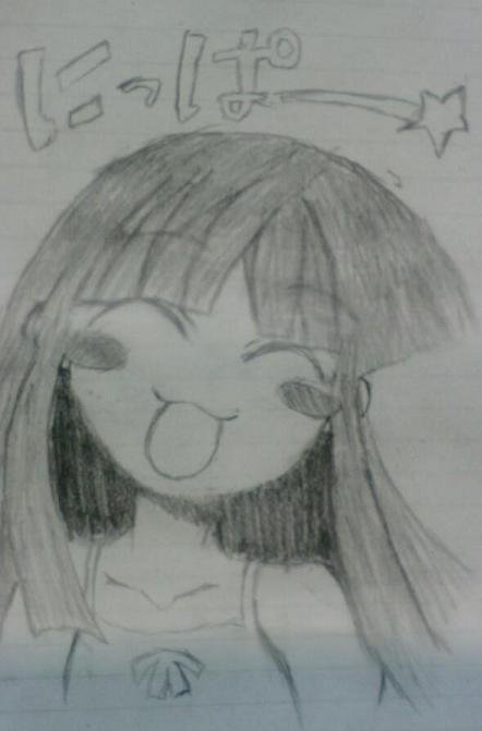 にぱ~☆な梨花ちゃん