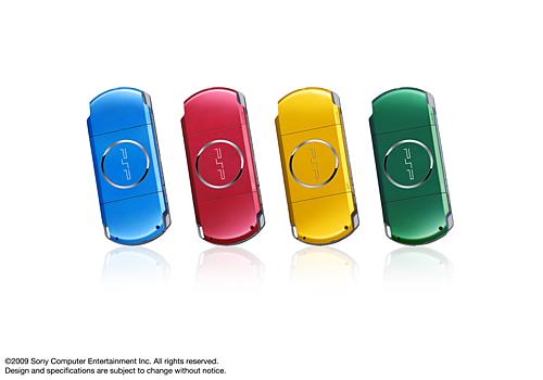 PSP-3000 sin