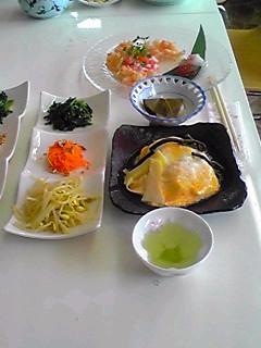 4月のお料理教室♪